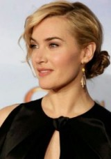Actress Kate Winslet always looks perfectly polished