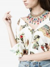 Rosantica Allegria Beaded Necklace – collar necklaces