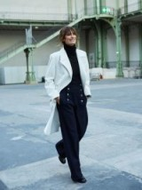 Caroline de Maigret / stylish French women