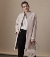 Reiss MACY CHIFFON COAT CHIFFON ~ chic coats