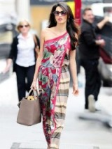Amal Clooney summer street style