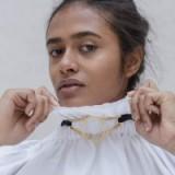 Glenda Lopez The Empty Signet Necklace | statement choker necklaces