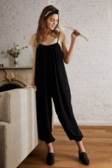 UO Slouchy Leg Jumpsuit | cuffed jumpsuits