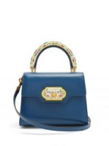DOLCE & GABBANA Welcome doorbell leather bag ~ beautiful bags