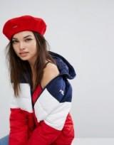 Kangol Logo Red Beret / classic berets