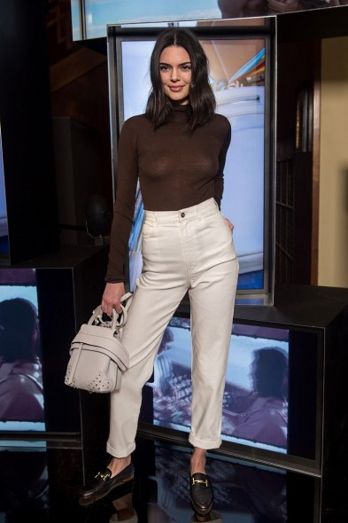 Kendall Jenner is the new face of Tod's S/S 2018 Campaign