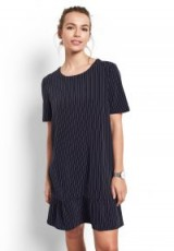 hush Neve Pinstripe Dress ~ everyday dresses ~ style