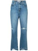NOBODY DENIM Arlo Jean Long Obsessive ~ distressed jeans