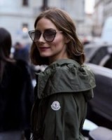 Street style at MFW, February 2018.