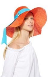 LittleDoe Judy Straw Hat. FLOPPY SUMMER HATS