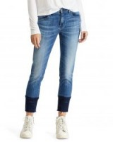 POLO RALPH LAUREN Tompkins Skinny Crop Jean ~ cropped blue jeans