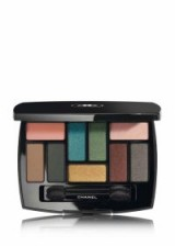 CHANEL LES 9 OMBRES EXCLUSIVE CREATION Eyeshadow Collection – colourful eyeshadows – vibrant make-up colours