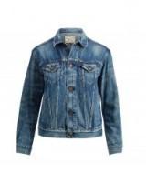 POLO RALPH LAUREN Denim Trucker Jacket / dark indigo jackets