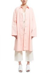 Dickies 1922 x Opening Ceremony LAB COAT in Baby Pink | spring coats