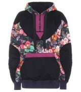 ISABEL MARANT Zansel Aloha cotton-blend floral hoodie