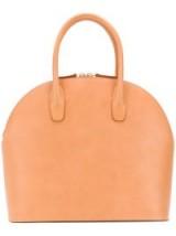 MANSUR GAVRIEL Brandy tote | orange leather handbags