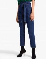 STRADIVARIUS Paperbag jeans