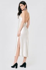 BARDOT Pferffer Slip Dress |side slit cami dresses