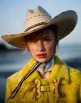 Cowgirl cool