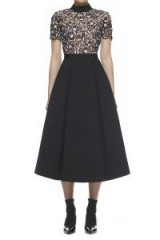 $247.20 Self Portrait Nightshade Midi Dress