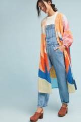 Bl-nk Time & Tied Kimono | multi-coloured kimonos