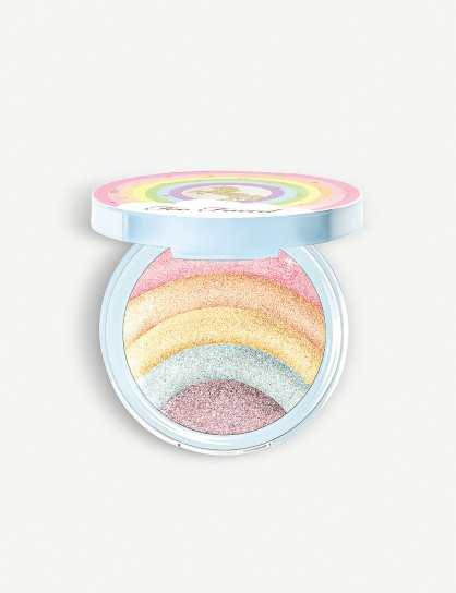 TOO FACED Festival Rainbow Strobe Highlighter – multi-coloured highlighters – make-up