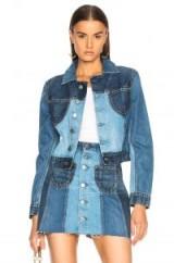 JEAN ATELIER Jaques Jacket / blue denim western style jackets