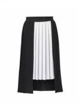 OUTLINE The maple skirt | contemporary pleated skirts