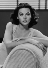 Hedy Lamarr ~ beautiful women ~ Hollywood glamour