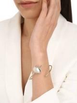 SCHIELD OLIVE BRACELET / stylish contemporary jewellery