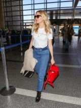 Sienna Miller travel style | casual celebrities