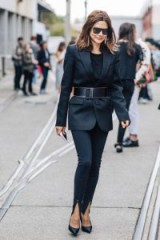 Street style from Mercedes-Benz Fashion Week Australia 2018
