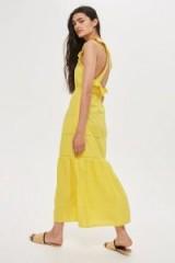 Topshop Broderie Maxi Dress | summer style