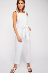 Endless Summer Coladas All Day One-Piece | white summer jumpsuits