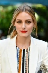 Olivia Palermo hair and make up ~ celebrity beauty