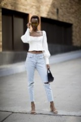 Casual chic ~ effortless style