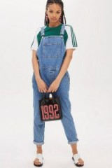 Topshop 1992 Perspex Tote Bag | small black handbags