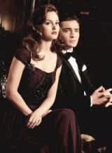 Blair and Chuck – gossip girl vintage glamour