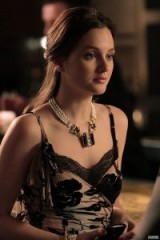 Blair Waldorf evening glamour – gossip girl jewellery