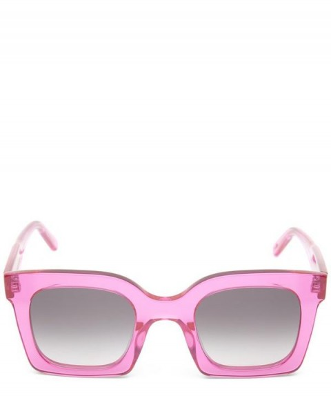 PRISM Seattle Sunglasses / pink retro eyewear