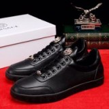 $128.00 Versace Sneakers Black