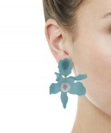 LELE SADOUGHI Crystal Lily Earring ~ glamorous evening accessory