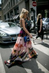 Statement summer maxi