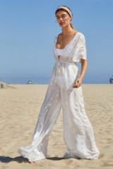 NASTY GAL Star Quality Cover-Up Jumpsuit – poolside fashion – holiday beachwear
