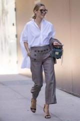 Olivia Palermo's chic street style