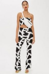 Moon Dreamers Cow Print Co-ord – animal prints