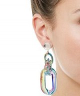 DIANA BROUSSARD Nobu Earrings Multi | multicoloured statement jewellery