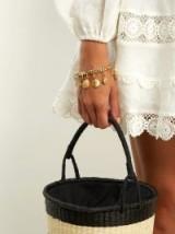 ORIT ELHANATI Papaya 24Kt gold-plated charm bracelet ~ shell charms ~ sea inspired jewellery