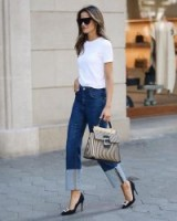 Casual chic street style