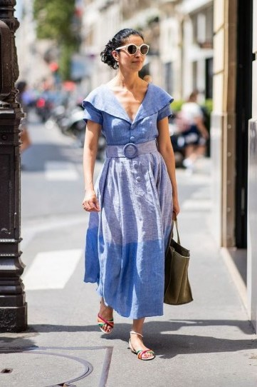 Vintage style summer outfit - flipped